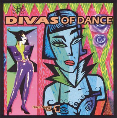Disco Nights, Vol. 1: Divas of Dance