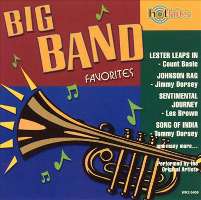 Big Band Favorites [Madacy #1]