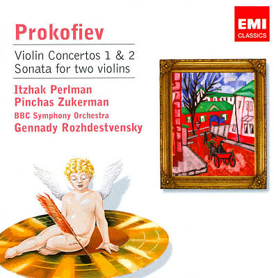 Prokofiev: Violin Concerto 1 & 2; Sonata for Two Violins
