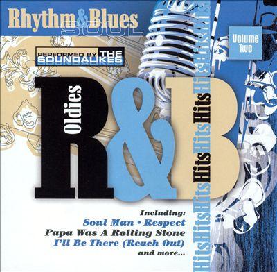 Oldies Rhythm & Blues Favorites, Vol. 2