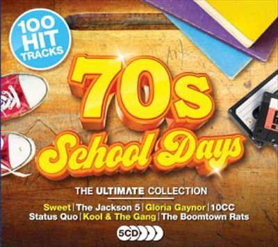 '70s Schooldays: The Ultimate Collection [2017]