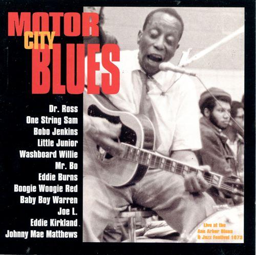 Motor City Blues