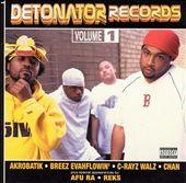 Detonator Records, Vol. 1