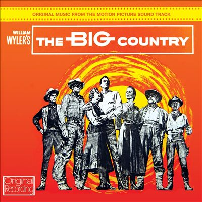 The Big Country [Original Soundtrack]