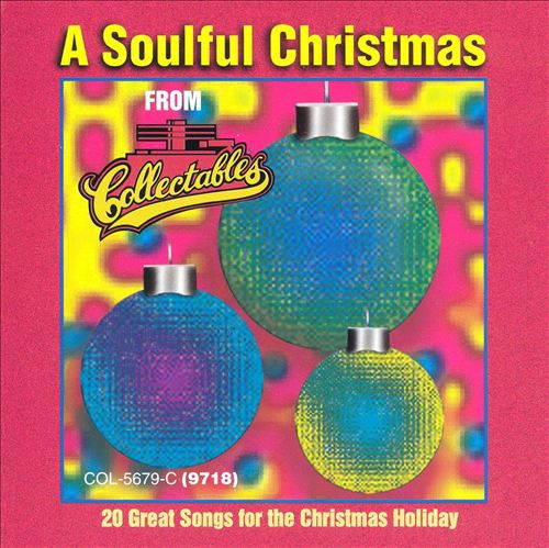 K-Earth's Soulful Oldies Christmas
