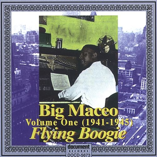 Flying Boogie, Vol. 1: 1941-1945
