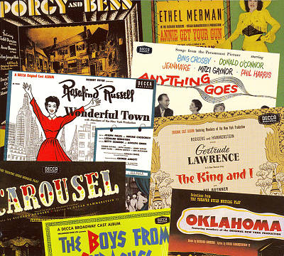 Broadway: America's Music Composers on Broadway