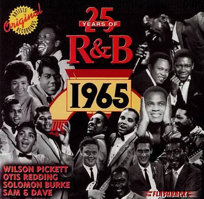 25 Years of R&B: 1965