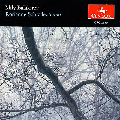 Balakirev: Piano Works