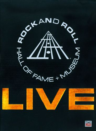 Rock and Roll Hall of Fame Live [Time Life]