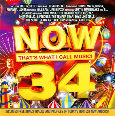 Now That's What I Call Music! 34