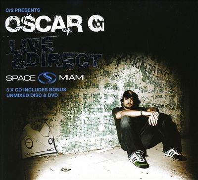 Oscar G Live & Direct Space Miami