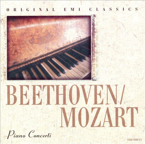Beethoven, Mozart: Piano Concerti
