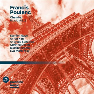 Francis Poulenc: Chamber Music, Vol. 2