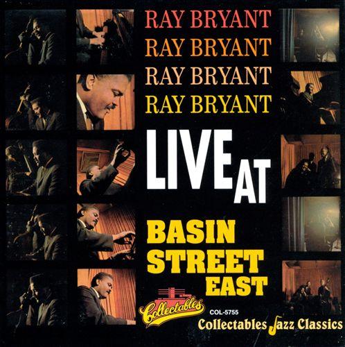 Live at Basin Street