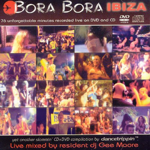 Bora Bora: Ibiza [CD & DVD]