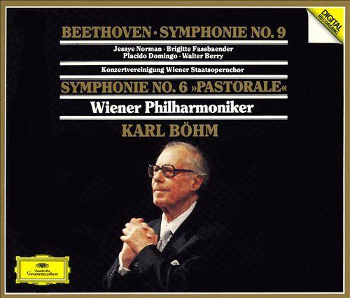 Beethoven: Symphonie No. 9; Symphonie No. 6