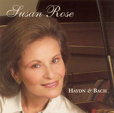 Susan Rose Plays Haydn & Bach