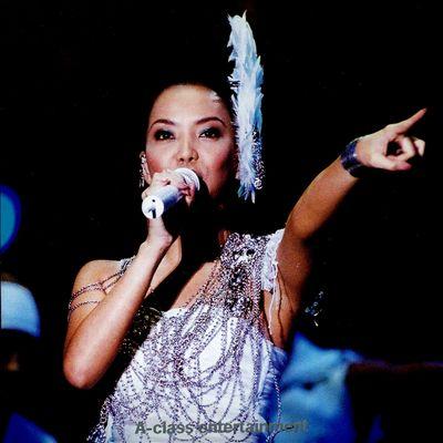 A Mei Supreme Entertainment World Concert in 2002