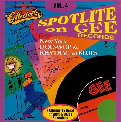 Spotlite on Gee Records, Vol. 4