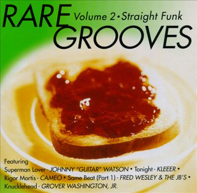 Rare Grooves, Vol. 2: Straight Funk