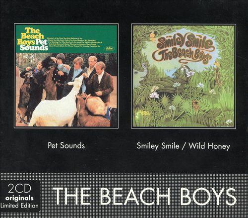 Pet Sounds/Smiley Smile/Wild Honey