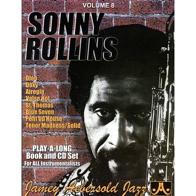 Jamey Aebersold Jazz: Sonny Rollins