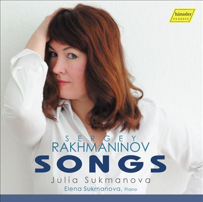 Sergey Rakhmaninov: Songs