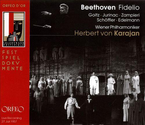 Beethoven: Fidelio [1957 Salzburg Festival]