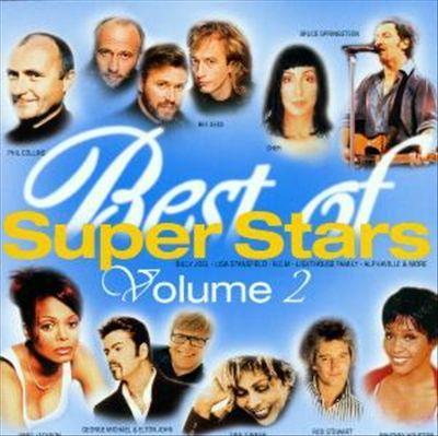 Best Of Superstars, Vol. 2