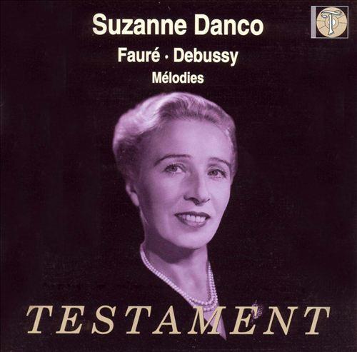Fauré, Debussy: Mélodies