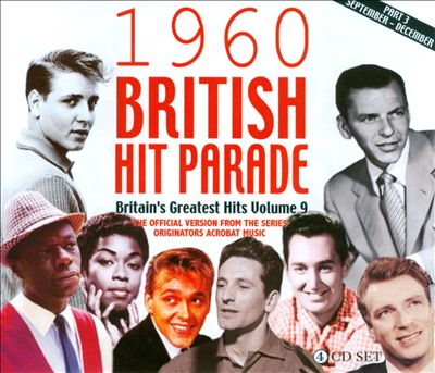 1960 British Hit Parade: Britain's Greatest Hits, Vol. 9, Pt. 3: September-December