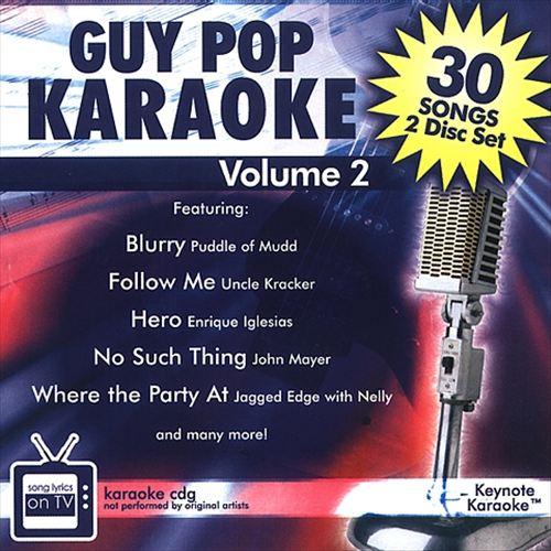 Guy Pop Karaoke, Vol. 2