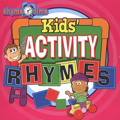 Rhyme Time: Kids Activity Rhymes