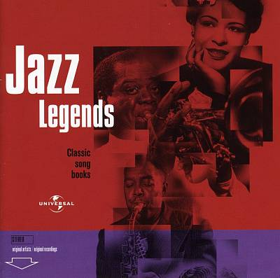 Jazz Legends: Classic Song Books