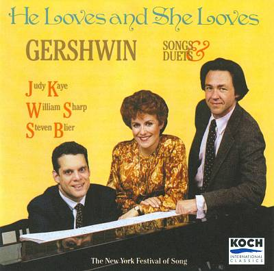 Gershwin: He Loves and She Loves