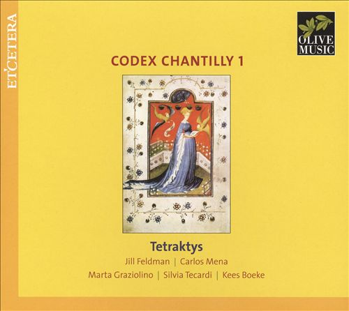 Codex Chantilly 1