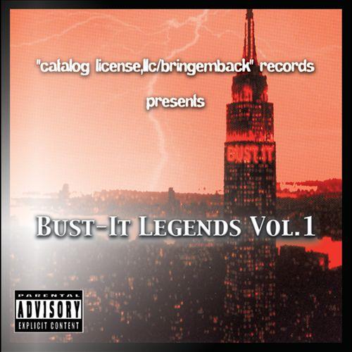 Bust-It Legends, Vol. 1