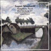 August Klughardt: Symphony No. 4; Drei Stücke Op. 87