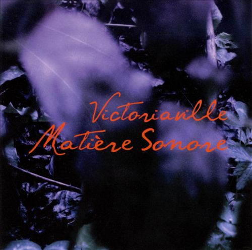 Victoriaville Matiere Sonore