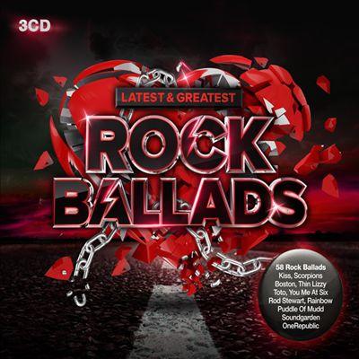 Latest & Greatest Rock Ballads