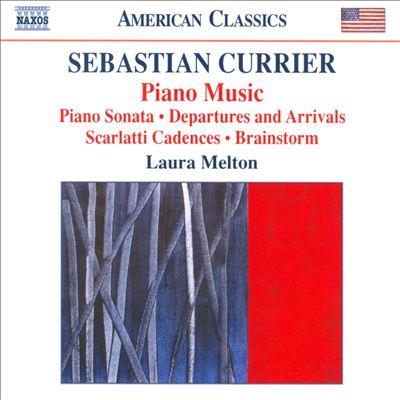 Sebastian Currier: Piano Music