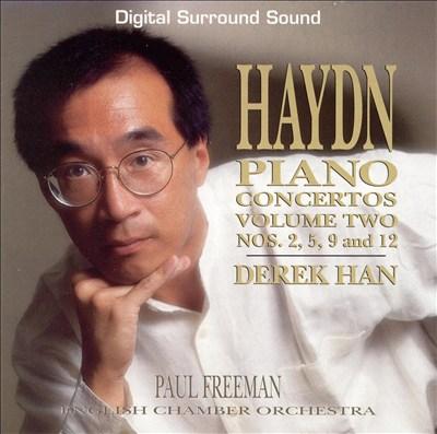 Haydn: Piano Concertos, Vol. 2