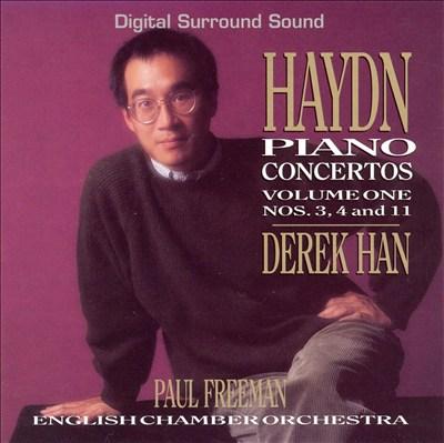 Haydn: Piano Concertos, Vol. 1