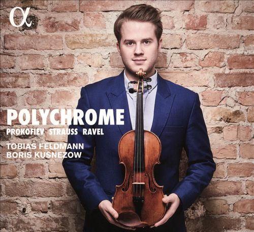 Polychrome: Prokofiev, Strauss, Ravel