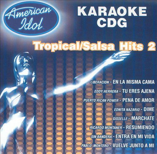 American Idol Tropical/Salsa Hits, Vol. 2