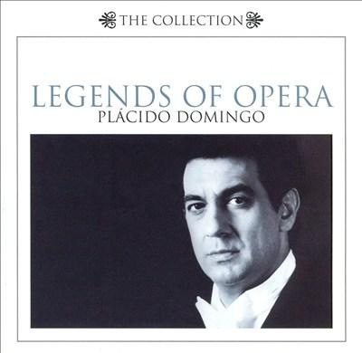 Legends of Opera: Plácido Domingo