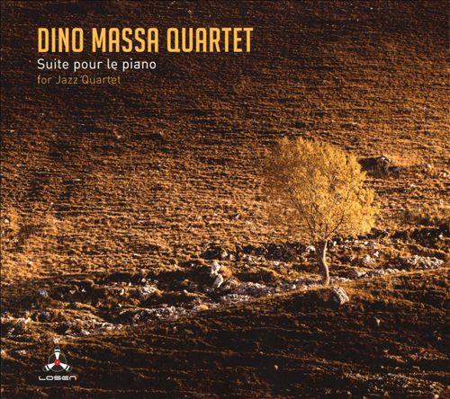 Suite Pour le Piano for Jazz Quartet