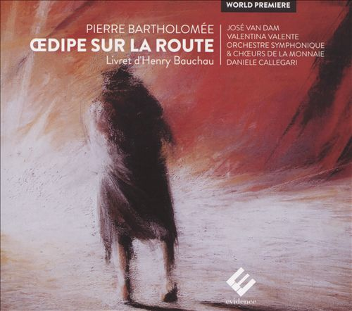 Pierre Bartholomée: Oedipe sur la Route