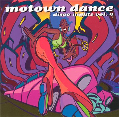 Disco Nights, Vol. 9: Motown Dance
